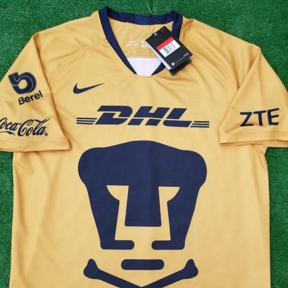 9a93dd4f575 Nike Shirts   2018 Pumas Unam Soccer Jersey Mexico   Poshmark